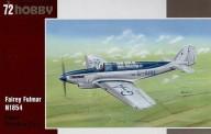 Glow2B SH72196 Fairey Fulmar N1854 Fulmar Prototype