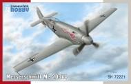 Glow2B SH72221 Messerschmitt Me 209V-4