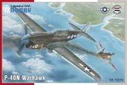 Glow2B SH72374 P-40N Warhawk