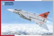 Glow2B SH72384 Saab JA-37 Viggen Fighter