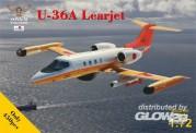 Glow2B SVM-72006 U-36A Learjet