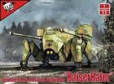 Modelcollect UA35004 German WWII sdkfz 553/A Fist of war