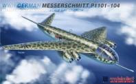 Modelcollect UA48004 Messerschmitt P1101-104