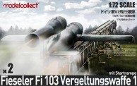 Modelcollect UA72033 Germany V1 Missile launcher