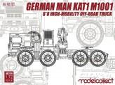 Modelcollect UA72119 German KAT1M1001 Truck