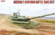 Modelcollect UA72130 Russian T-90M Main Battle Tank 2017