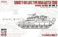 Modelcollect UA72175 Soviet T-80 late type