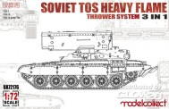 Modelcollect UA72176 Soviet TOS Heavy Flame