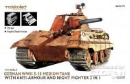 Modelcollect UA72178 Germany WWII E-50 Medium Tank