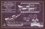 Modelcollect UA72190 V4 shot range tactical ballistic missile