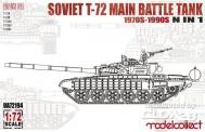 Modelcollect UA72194 Soviet T-72 Main battle Tank 1970-1990