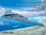 Modelcollect UA72206 USAF B-2A Spirit Stealth Bomber with Mop