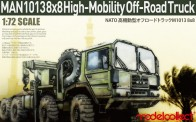 Modelcollect UA72342 German MAN KAT1M1013 8x8 HIGH-Mobility