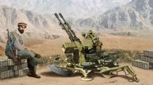 ACE 48101 Anti-Aircraft Gun ZU-23-2