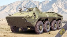 ACE 72164 BTR-70 Soviet armored personnel carrier