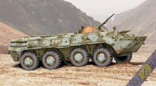 ACE 72171 BTR-80 Soviet armored personnel carrier