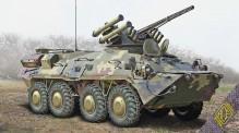 ACE 72175 BTR-3E1 Ukrainian armored personnel car