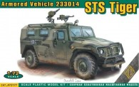 ACE 72177 STS Tiger 233014 armored vehicle