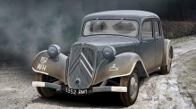 ACE 72273 Staff Car Traction Avant 11CV