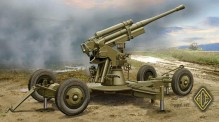 ACE 72276 52-K 85mm Soviet Heavy AA Gun