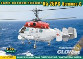 ACE 72307 Ka-25PL Hormone Soviet Naval Helicopter