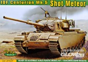 ACE 72427 IDF Centurion MK.5 Shot Meteor