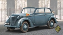 ACE 72507 Olympia m.1938 Cabrio