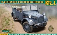 ACE 72509 Kfz.1 le.gl. Einheits Personenwagen