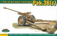 ACE 72571 7,62cm German Field Gun Pak.36 (r)