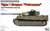 Rye Field Model RM-5005 Tiger I Gruppe 'Fehrmann' April 1945
