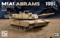 Rye Field Model RM-5006 M1A1 Abrams Gulf War 1991