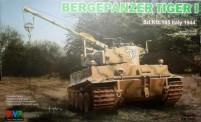 Rye Field Model RM-5008 Bergepanzer Tiger I Sd.Kfz.185