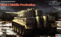 Rye Field Model RM-5010 Pz.kpfw.VI Ausf. E Tiger I