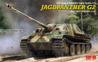 Rye Field Model RM-5022 Jagdpanther G2 with full interior
