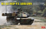 Rye Field Model RM-5029 M1A2 SEP V2 Abrams