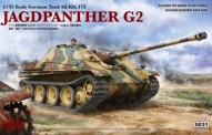 Rye Field Model RM-5031 Jagdpanther G2 w/workable Track links