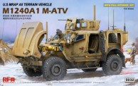 Rye Field Model RM-5032 MRAP All Terrain Vehicle M1240A1 M-ATV