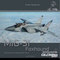 Historical Military Heritage A 012 Duke Hawkins-MIG-31 Foxhound