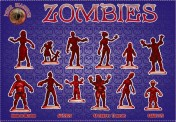Red Box ALL72023 Alliance: Zombies (Set 1)