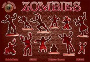 Red Box ALL72024 Alliance: Zombies (Set 2)