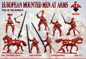 Red Box RB72047 European Mounted Men at Arms