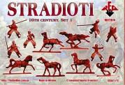 Red Box RB72074 tradioti. 16th century. Set 1
