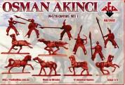 Red Box RB72092 Osman Akinci,16-17th century,set 1