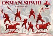 Red Box RB72094 Osman Sipahi 16-17 centry. Set 1