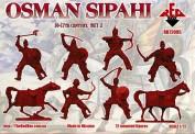 Red Box RB72095 Osman Sipahi 16-17 centry. Set 2