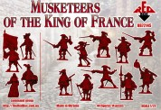 Red Box RB72145 Musketeers of the King of France