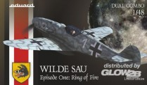 Eduard 11140 WILDE SAU - Episode One: Ring of Fire