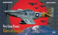 Eduard 11142 Very Long Range: Tales of Iwojima