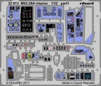 Eduard 32913 Eduard Accessories: MiG-29A interior