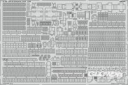 Eduard 53224 CVN-65 Enterprise pt.2 for Tamiya
